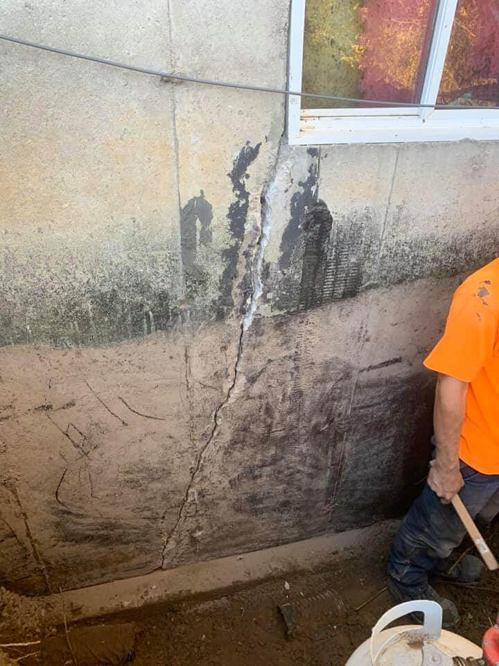 Foundation Crack Repair A1