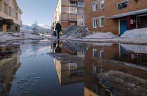 Melting Snow and Foundation Damage